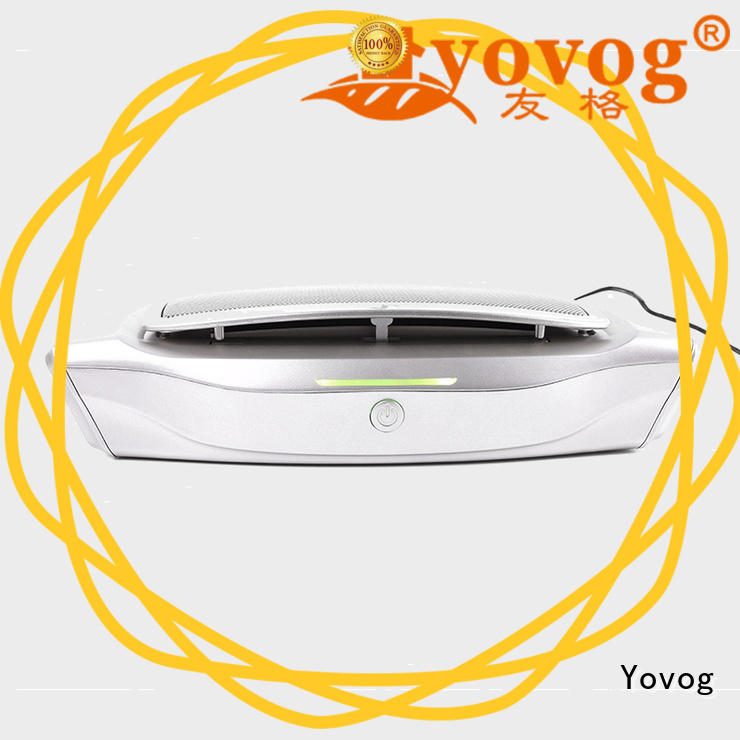 Yovog New best car air purifier review manufacturers for driver