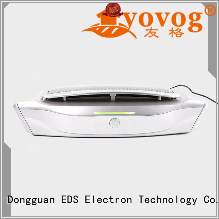 Yovog latest design ionic breeze factory for vehicle