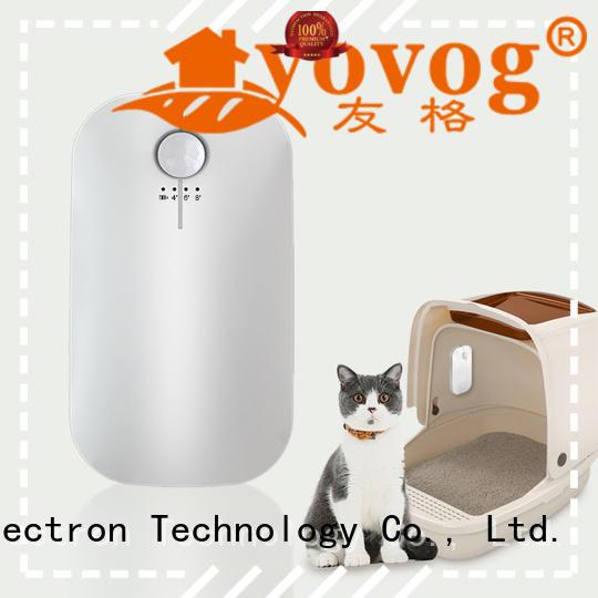 Smart deodorant cat litter Pet Deodorizer ozone air purifier odor eliminator machine EDS-666