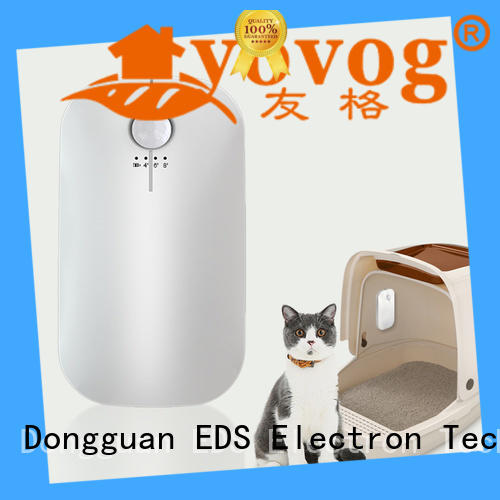 Yovog ozone air purifier at discount for living room