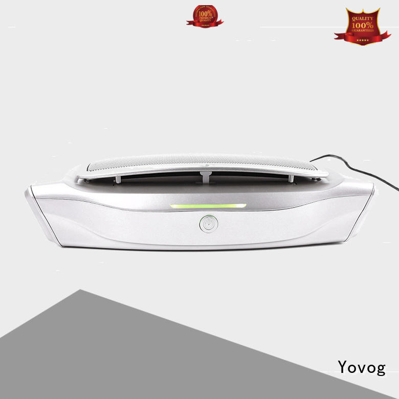 Yovog fast delivery car ioniser air purifier for business for vehicle