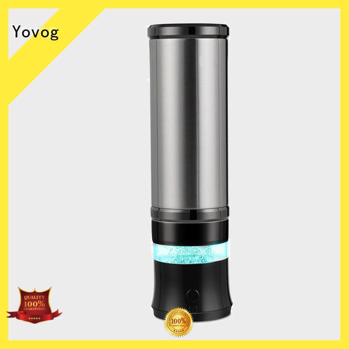 Yovog Latest hydrogen peroxide bath company