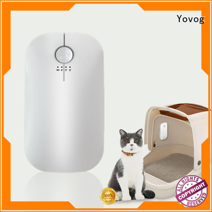 Yovog display ozone air purifier at discount for hotel