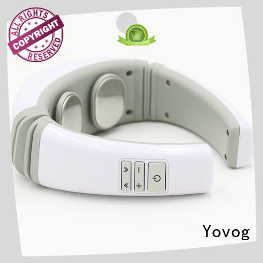 neck massager with heat home for office Yovog