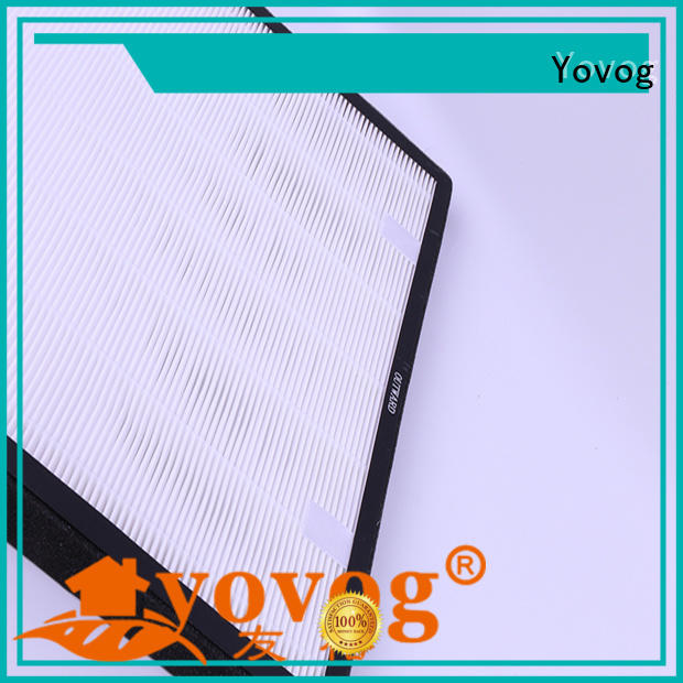 Yovog free delivery air purifier filter replacement best supplier