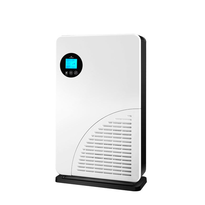 Ozone negative ion air purifier with UV Ozone fruit and vegetable cleaner Ozone air purifier