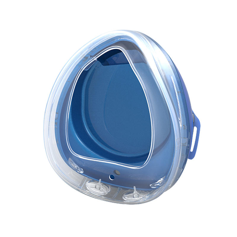 Kids electric mask electric mask with hepa mask air purifier electric face mask filter pm2.5