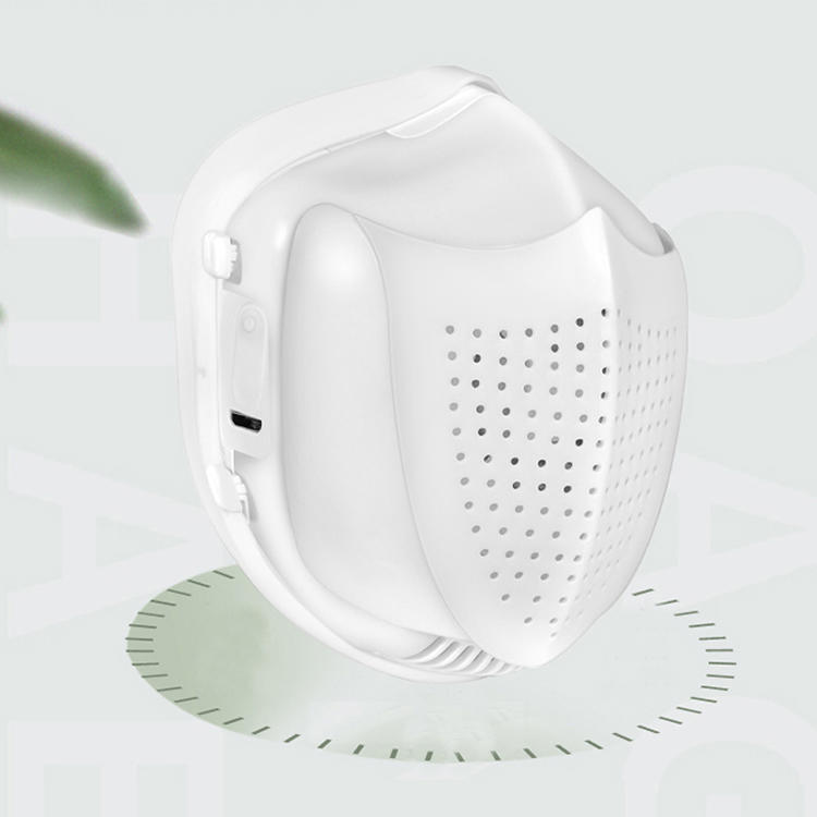 Electric face mask filter air purifier pm2.5 electric mask