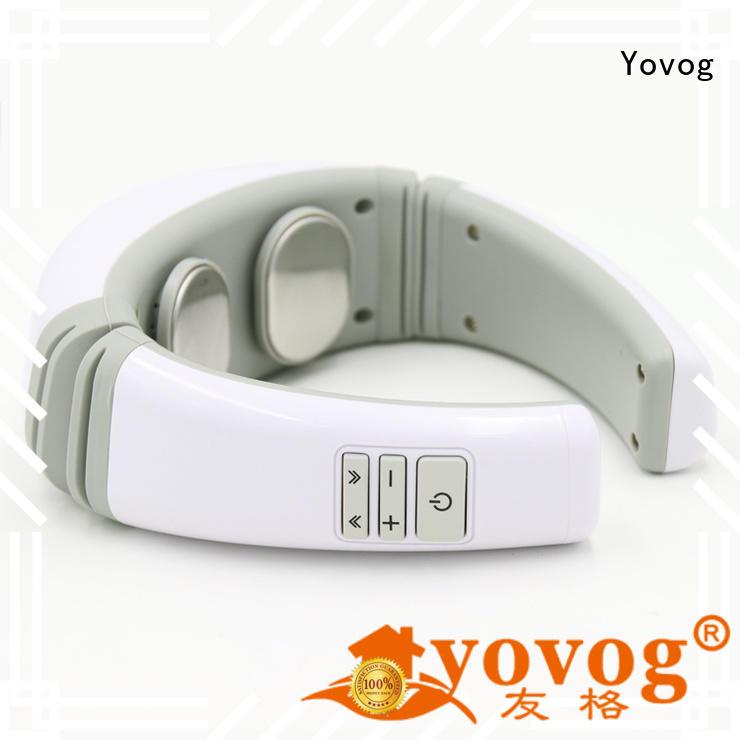 Yovog direct supplier neck massager machine inquire now for workers