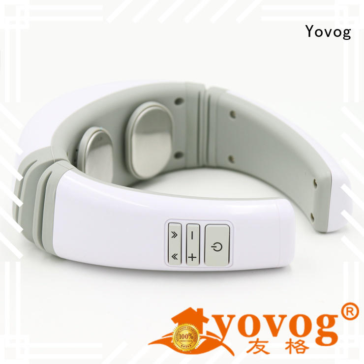 Yovog direct supplier neck massager machine inquire now for workers
