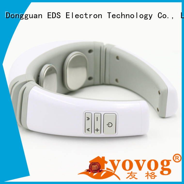 direct supplier neck massager with heat inquire now for office