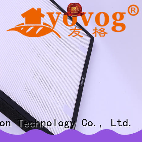 Yovog hepa air purifier filter buy now for office