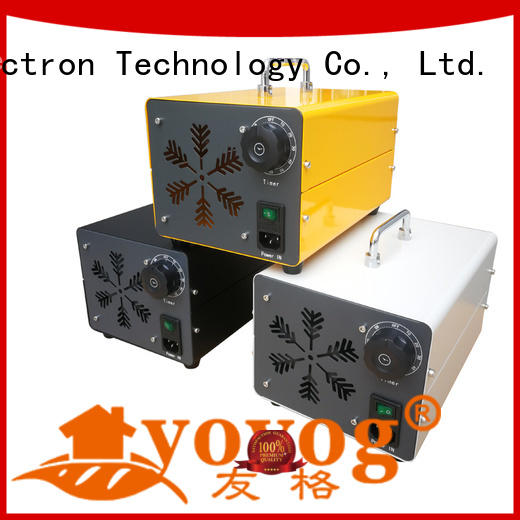Yovog portable ozone purifier bulk production