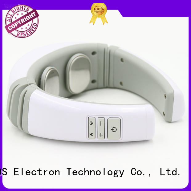 pulse neck massager with heat wholesale now for office Yovog