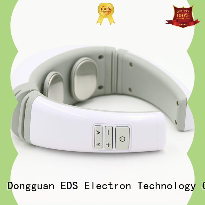 Home electric pulse neck massager EDS-1831