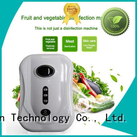Yovog carbon ozone air purifier OEM for home