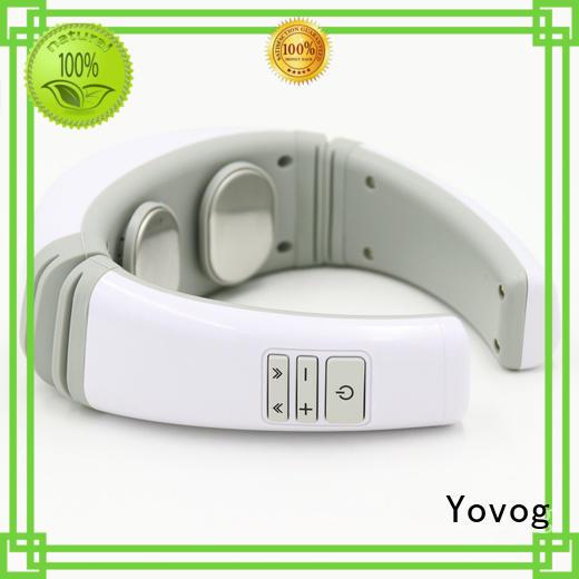 pulse neck shoulder massager electric neck Yovog