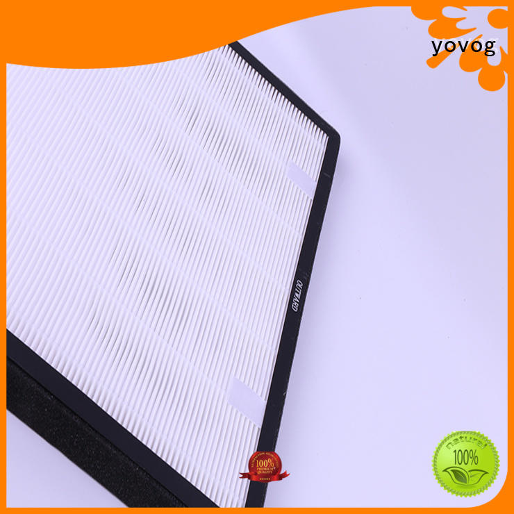 yovog Brand carbon replacement activated best hepa filter